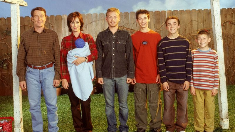 Life was unfair but authentic on Malcolm In The Middle