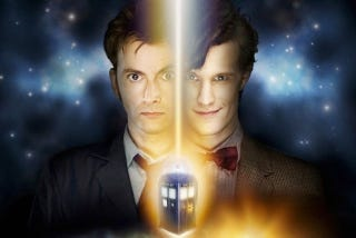 Illustration for article titled BBC finally reveals some actual Doctor Who 50th anniversary details