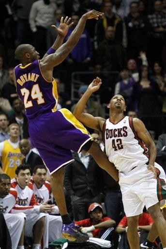 Illustration for article titled Last Night's Winner: Kobe