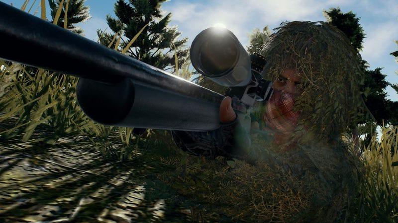 PlayerUnknown's Battlegrounds (Screenshot: Bluehole, Inc.)