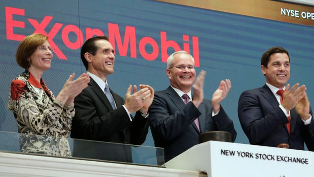 Exxon Is Showing Us Exactly Who It Cares About
