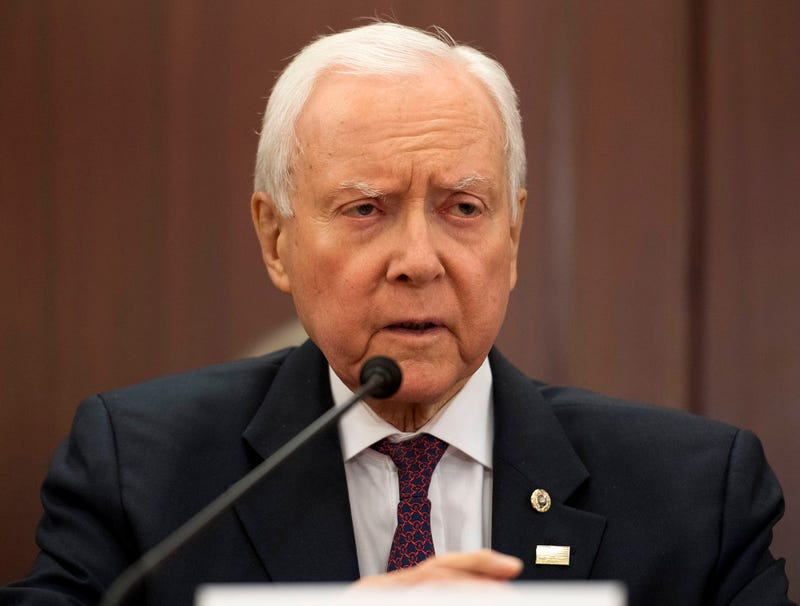 Illustration for article titled Orrin Hatch: 'As A Father Of Daughters, I Don't Give A Flying Fuck What Happens To Them'