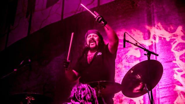 R.I.P. Pantera drummer Vinnie Paul