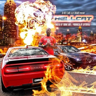 Illustration for article titled There Is Already A Dodge Hellcat Mixtape