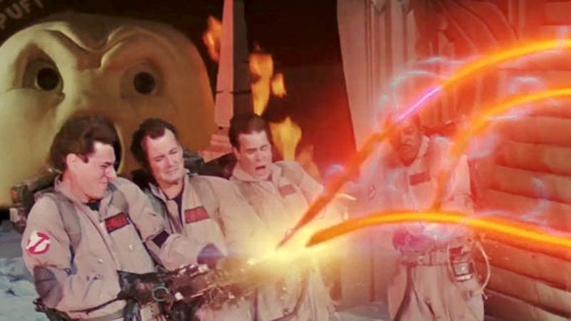 Illustration for article titled Ghostbusters could become a shared universe, and other Ghostbusters rumors
