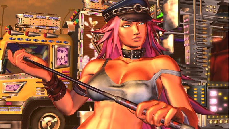 Illustration for article titled Poison Highlights the Latest Character Reveal for Street Fighter X Tekken
