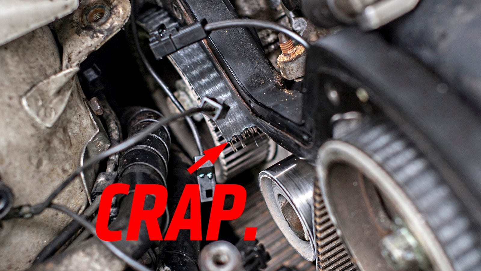 Heres What Happens When Your Timing Belt Snaps And How To Fix It 1997 Ranger