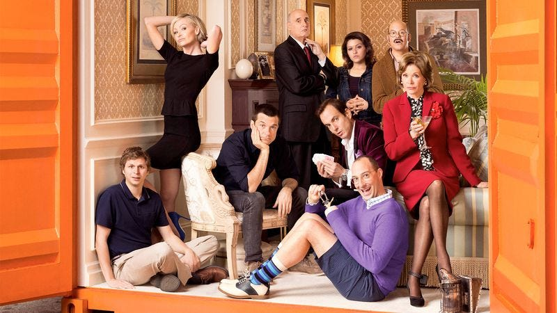 Illustration for article titled Will Internet-fueled anticipation kill our enjoyment of Arrested Development?
