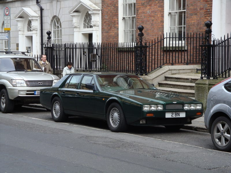 Illustration for article titled Has anyone seen a Lagonda in the wild?