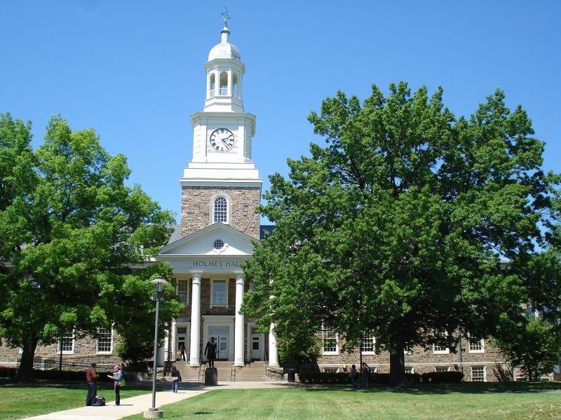 Holmes Hall, Morgan State University (Wikimedia/Creative Commons)