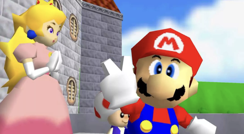 It's Been A Spectacular Few Days For Mario Speedrunning