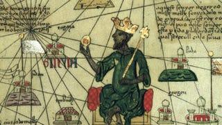 Depiction of Mansa MusaWikimedia Commons