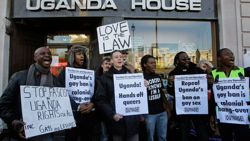 from Brodie uganda gay law