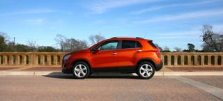 Illustration for article titled 2015 Chevrolet Trax: You Can Do Better