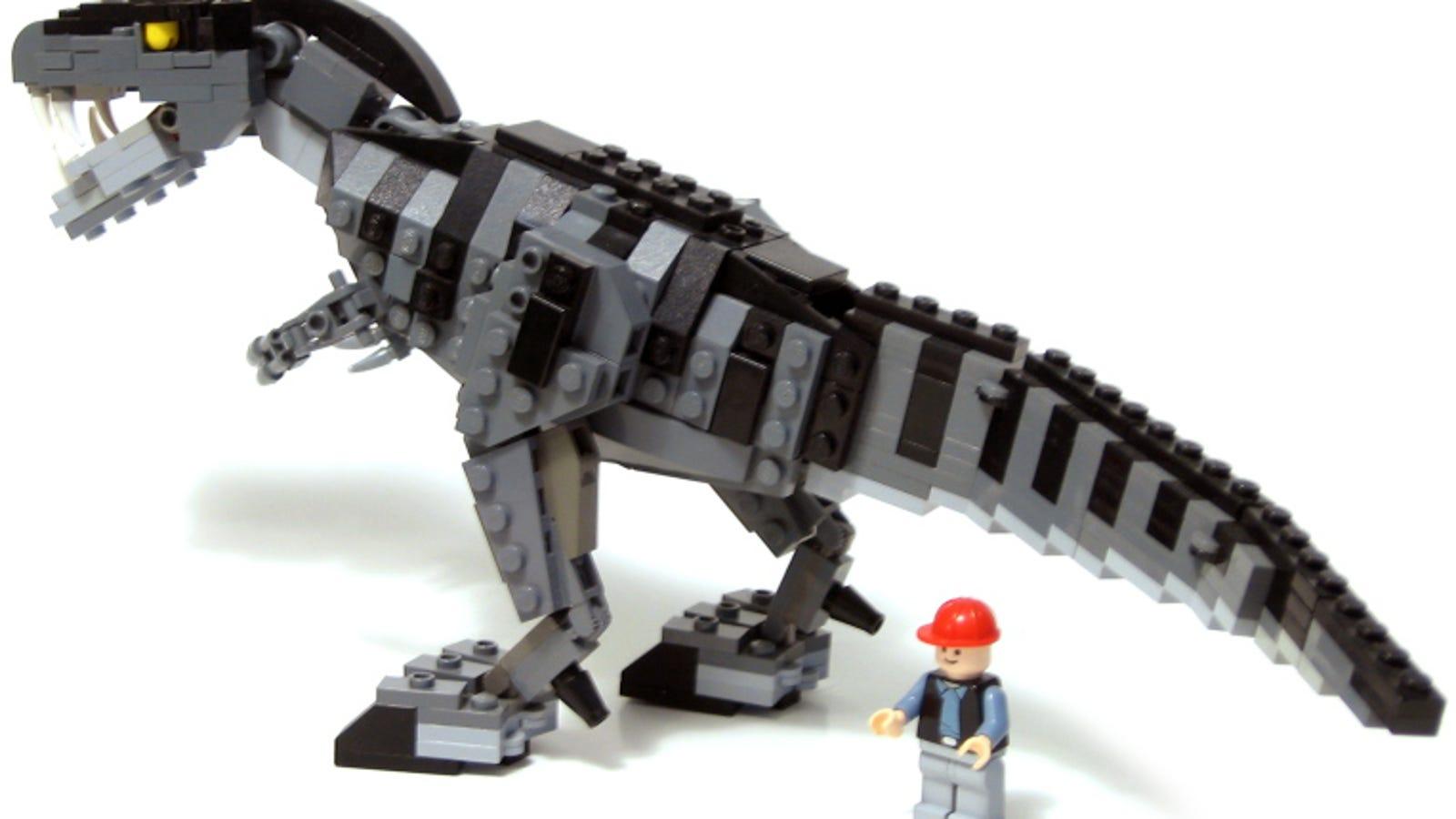 New jurassic world lego sets coming yay lego dinosaurs - Lego dinosaures ...