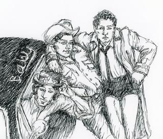 Illustration for article titled Serenada memories