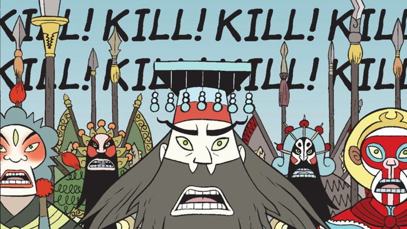 Illustration for article titled 2013's Best Graphic Novel Is All About Killing in the Name of God(s)