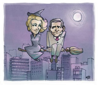 Illustration for article titled CAH: Bewitched...