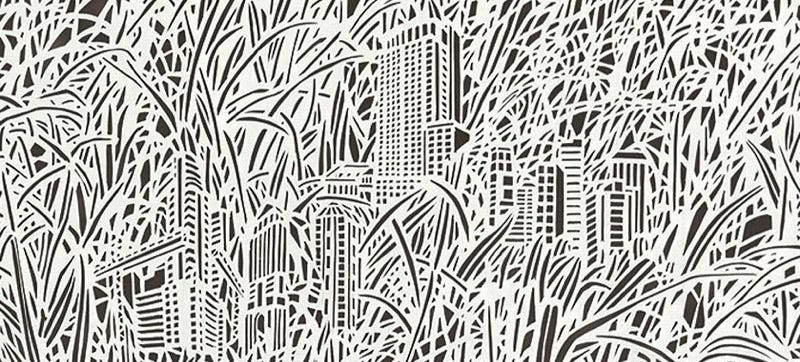 Illustration for article titled Insanely detailed hand-cut illustrations on rice paper