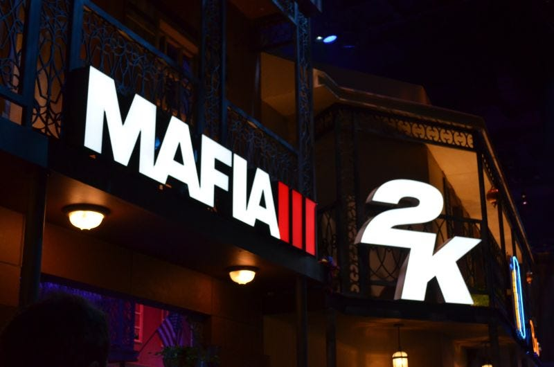 Illustration for article titled 2K Won't Send Review Copies of Mafia 3 Before Release