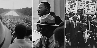 Illustration for article titled 1963 vs. 2013: Marching on Washington
