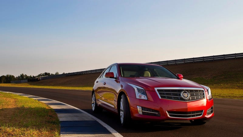 Illustration for article titled Cadillac ATS-V Could Use A 500 HP Turbo V6 Shared With... Alfa Romeo?