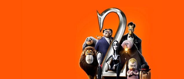 The Addams Family Character Posters Are Here!