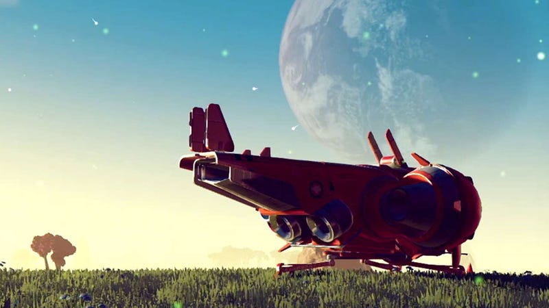 A Team Of No Man's Sky Players Have Spent Months Mapping A Corner Of The Universe