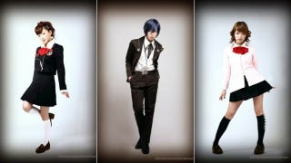Illustration for article titled What Do You Think of the Live-Action Persona 3 Actors?