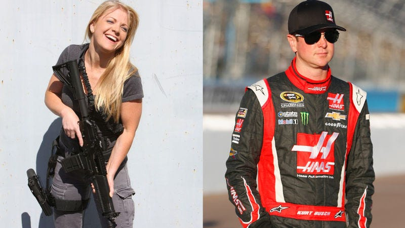 The Alleged CIA Agent Kurt Busch Dated And Reportedly Abused Now Allegedly Stole From Charity