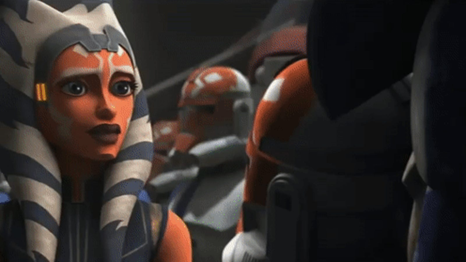 Watch the New Trailer for Star Wars: The Clone Wars'