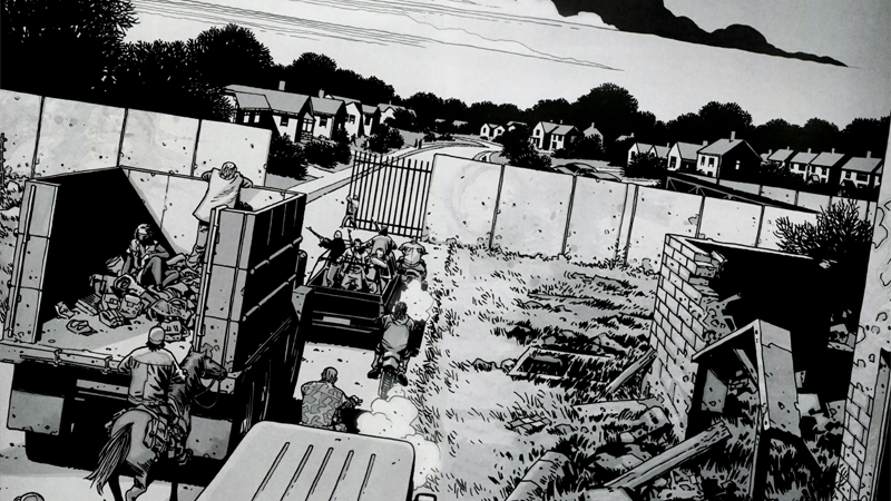 Illustration for article titled The Walking DeadComic Nearly Ended a Lot Sooner Than Anyone Expected