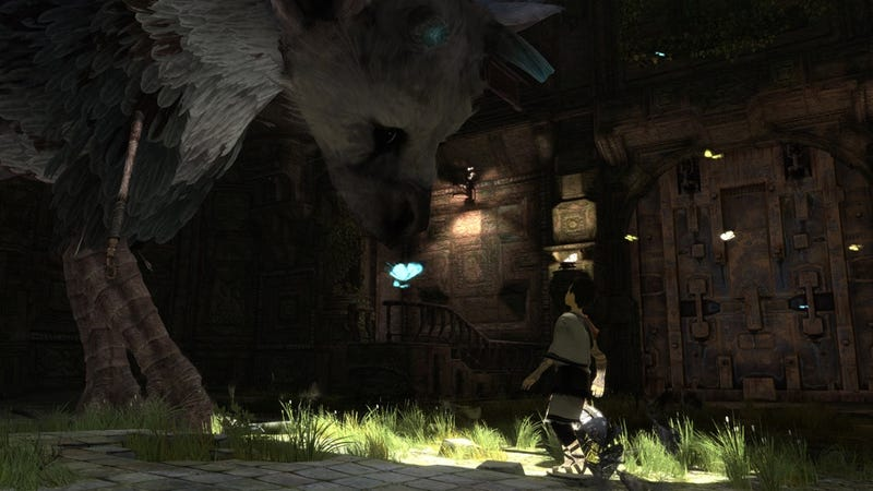 Illustration for article titled The Last Guardian Creator Says He Remains Hard At Work on His Game