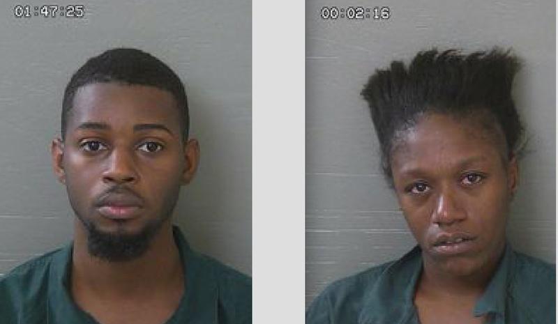 Cornel Antonio McGee; Louvenia Shantae Johnson (Escambia County, Fla., Jail)