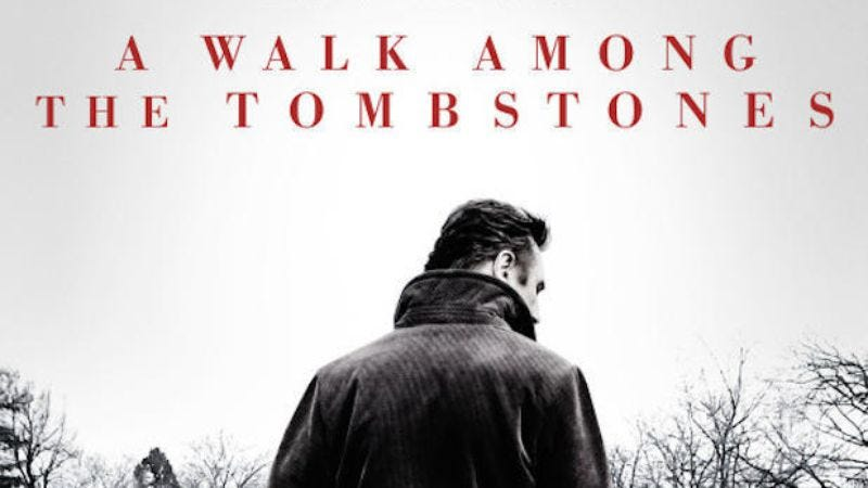 Illustration for article titled Chicago, see Liam Neeson in A Walk Among the Tombstones early and for free