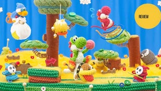 Yoshi's Woolly World: The Kotaku Review