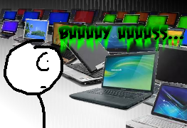 Illustration for article titled Shopping for a new laptop is the 'BEST'!