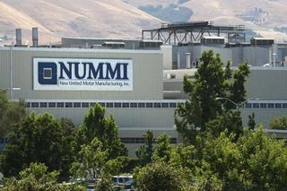 Illustration for article titled Tesla Paid $42M For NUMMI, Lacks Electric Car Deal With Toyota