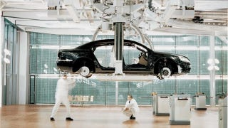 Illustration for article titled The Ten Most Impressive Car Factories In The World