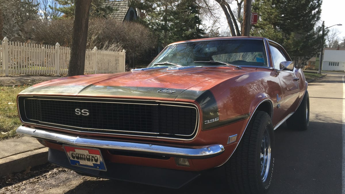 The Heartbreaking Story Of A Man And His '68 Camaro
