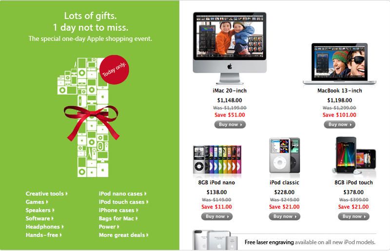 Illustration for article titled Apple Black Friday Deals Include Some Decent Third-Party Discounts