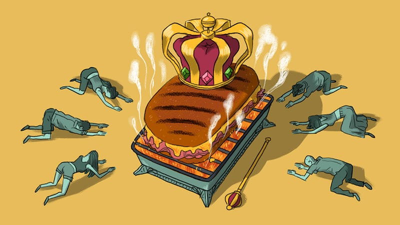 Illustration for article titled It's Time to Make Sandwiches the King of the Summer BBQ