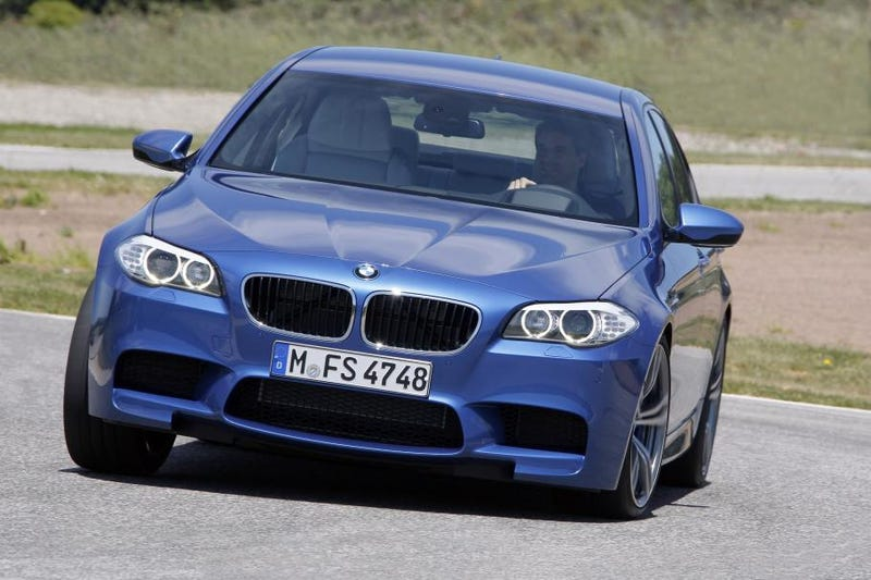 Illustration for article titled How Is The Manual BMW M5 (F10) Doing?