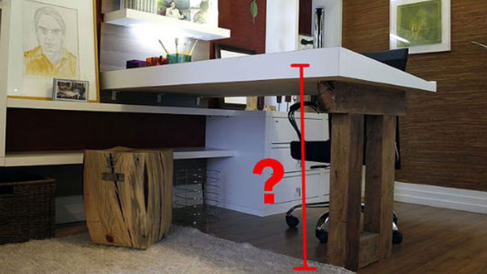 How To Find Your Ideal Desk Height
