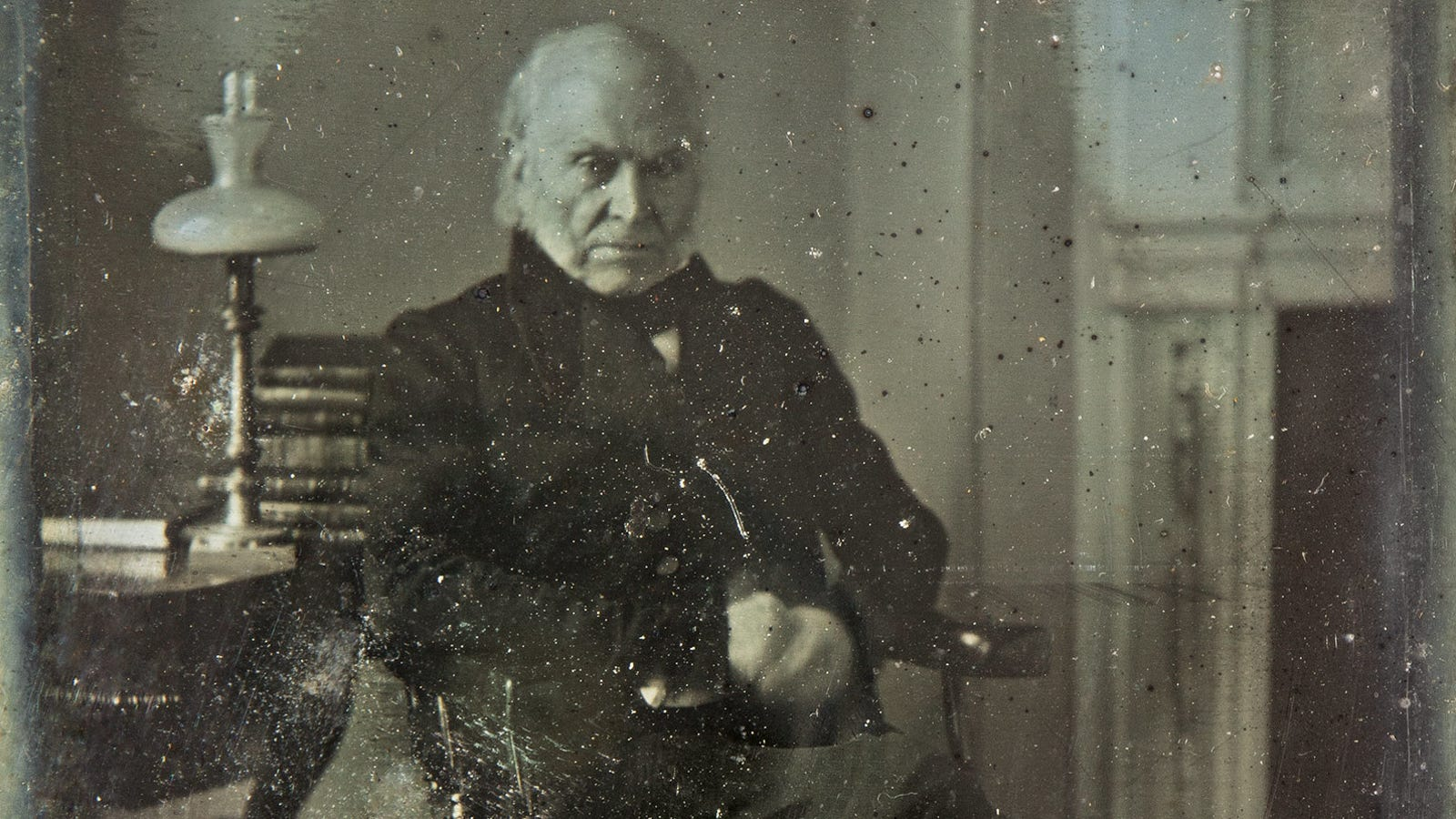 Lost for Over a Century, This Is Now the Oldest Known Original Photo of a US President