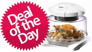 Illustration for article titled This Halogen Oven is Your Cook-Anything-Like-A-Pro Deal of the Day