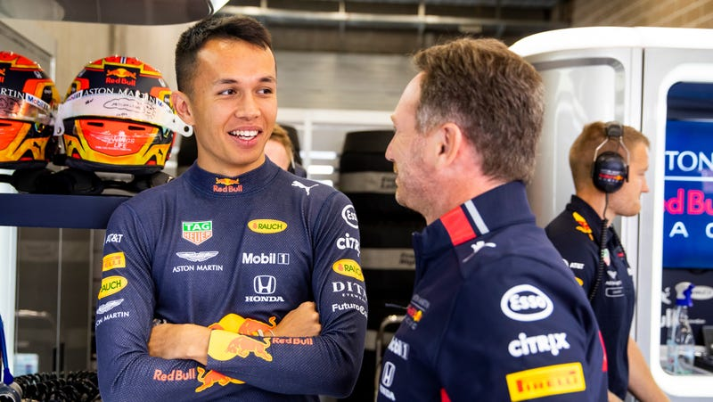 Even Newly-Promoted Red Bull F1 Driver Thinks Red Bull Promotions Are 'Laughable'