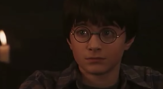 Please enjoy this brief history of rappers talking about Harry Potter