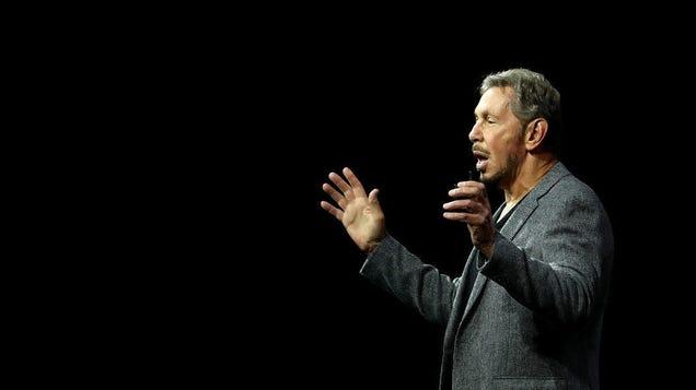 Oracle Employees Demand Larry Ellison Cancel Pro-Trump Fundraiser