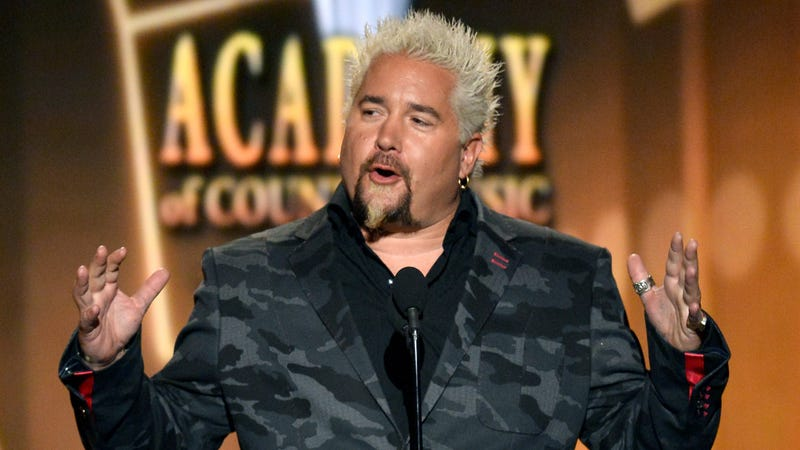Illustration for article titled You can unofficially name Guy Fieri's hairs for $10 a strand